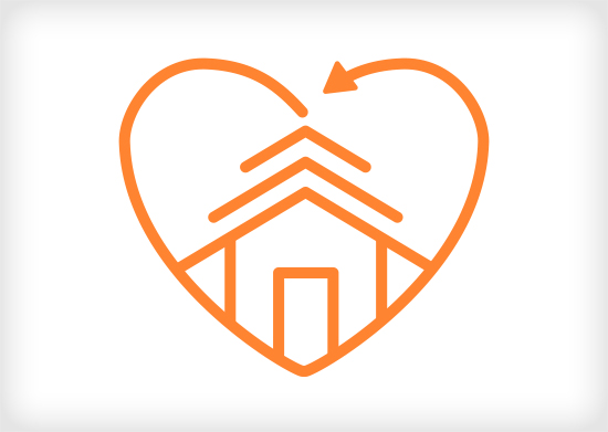 Transition Housing Solutions Identity