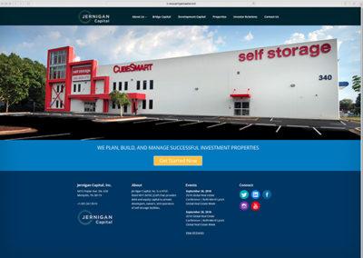 Jernigan Capital Website Updates