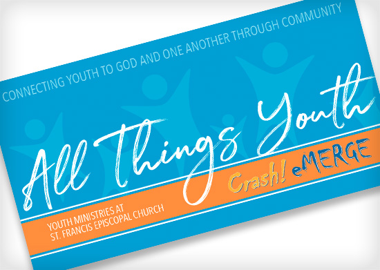 St. Francis Youth Group Identity