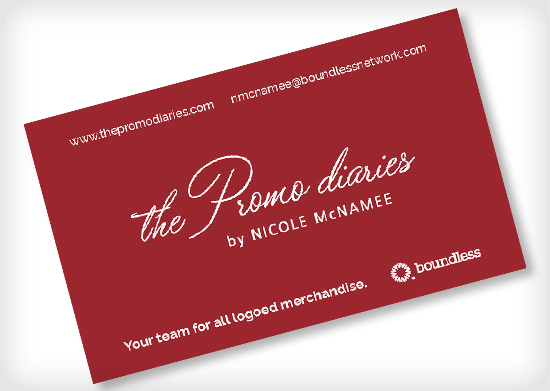 The Promo Diaries – Website Relaunch Announcement