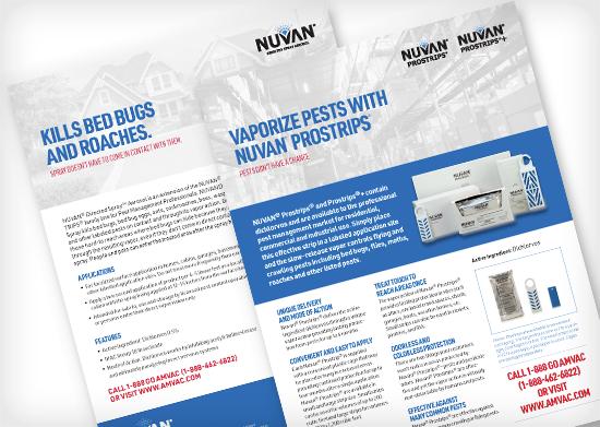 AMVAC – Product Sheets