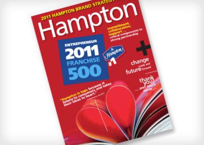 Hampton by Hilton – Brand Strategy Plan 2011