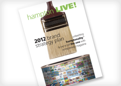 Hampton by Hilton – Brand Strategy Plan 2012